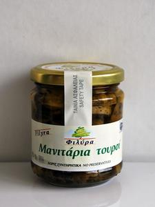 Pickled Mushrooms